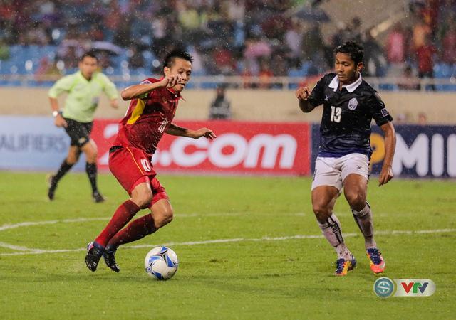 ẢNH: Những khoảnh khắc ấn tượng trong chiến thắng của ĐT Việt Nam trước ĐT Campuchia - Ảnh 15.