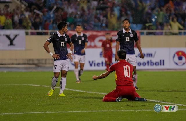 ẢNH: Những khoảnh khắc ấn tượng trong chiến thắng của ĐT Việt Nam trước ĐT Campuchia - Ảnh 18.