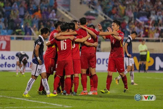 Lịch thi đấu, BXH vòng loại Asian Cup 2019 của ĐT Việt Nam - Ảnh 1.