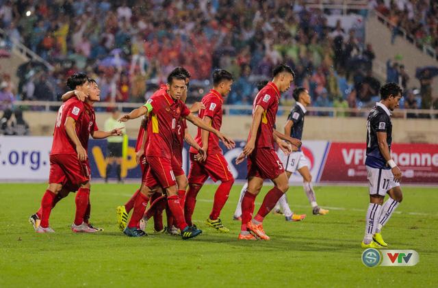 VTV tường thuật trực tiếp trận đấu ĐT Việt Nam - ĐT Afghanistan (19h00 ngày 14/11 trên kênh VTV6) - Ảnh 1.