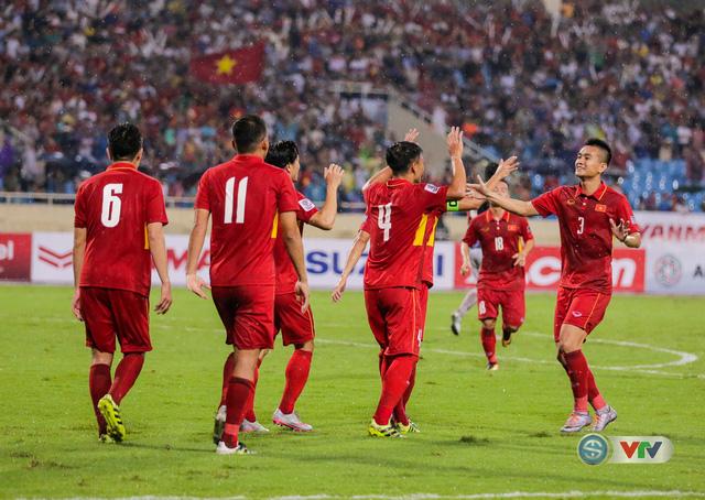 ẢNH: Những khoảnh khắc ấn tượng trong chiến thắng của ĐT Việt Nam trước ĐT Campuchia - Ảnh 24.