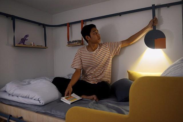 Đây chính là ý tưởng tuyệt vời cho không gian sống chung của sinh viên - Ảnh 8.