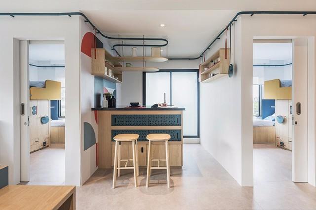 Đây chính là ý tưởng tuyệt vời cho không gian sống chung của sinh viên - Ảnh 3.