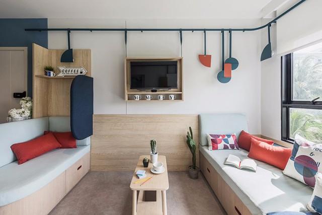 Đây chính là ý tưởng tuyệt vời cho không gian sống chung của sinh viên - Ảnh 1.