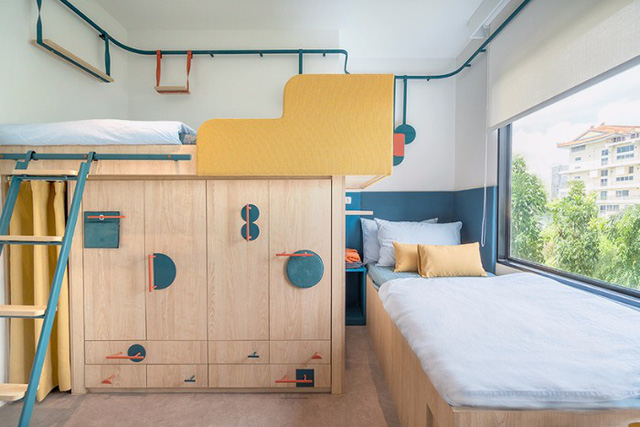 Đây chính là ý tưởng tuyệt vời cho không gian sống chung của sinh viên - Ảnh 6.
