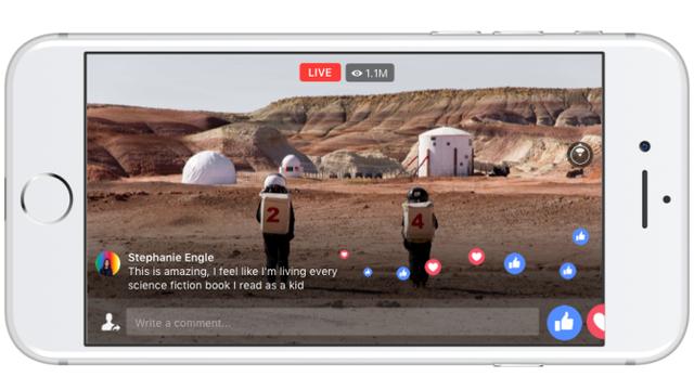 Facebook Live 360: Nhiều tính năng mới, độ phân giải 4K và hỗ trợ VR - Ảnh 2.