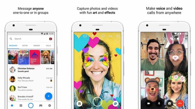 10 ứng dụng gọi video tốt nhất trên hệ điều hành Android - Ảnh 1.