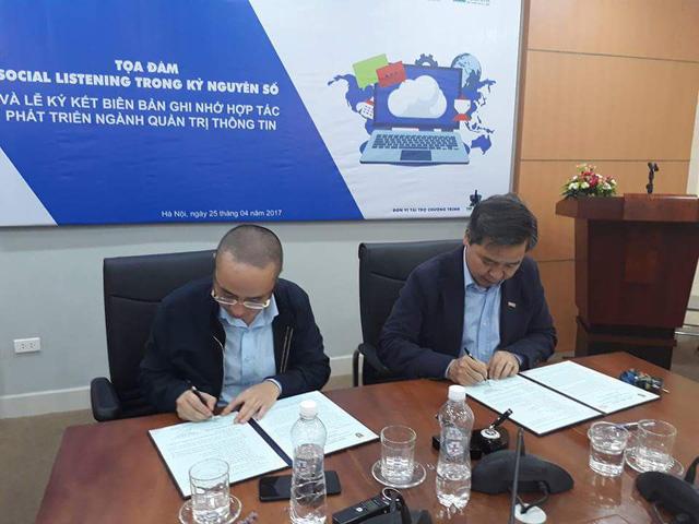 Bảo Ninh Investment và USSH hợp tác phát triển ngành Quản trị thông tin - Ảnh 1.