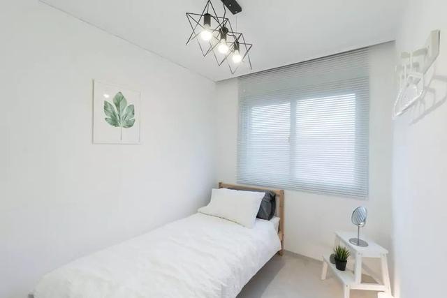Căn hộ 3 phòng ngủ đơn giản mà vẫn rất tinh tế - Ảnh 13.