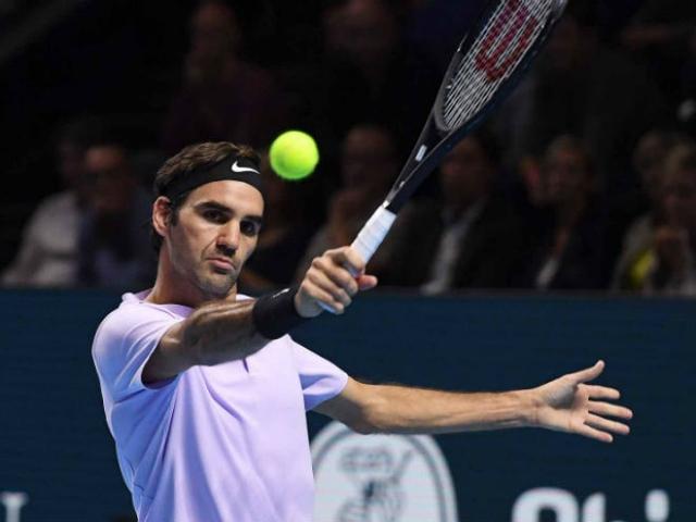 Ngược dòng thắng Del Potro, Federer lần thứ 8 vô địch Basel mở rộng - Ảnh 1.