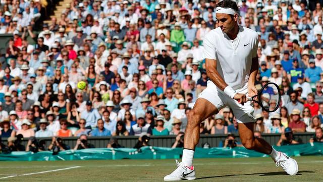 Roger Federer, Wimbledon 2017 & những thống kê ấn tượng - Ảnh 1.