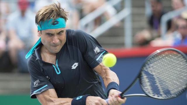 Rogers Cup 2017: Vượt qua David Ferrer, Roger Federer giành quyền vào tứ kết - Ảnh 1.