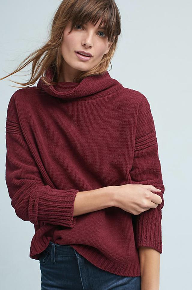 Xu hướng áo len chất lừ và nổi bật trong mùa Thu - Đông 2017 - Ảnh 15.