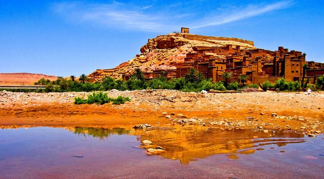 Vẻ đẹp huyền ảo của Morocco qua từng khung hình - Ảnh 2.