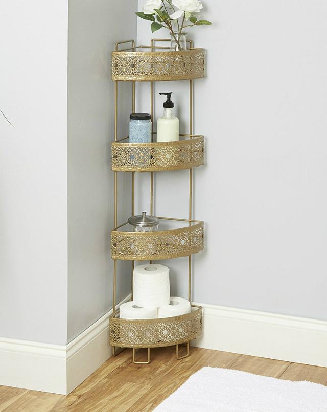 Những vật dụng giúp tiết kiệm không gian trong phòng tắm nhỏ - Ảnh 6.