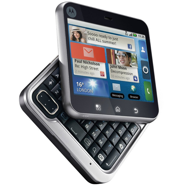 10 mẫu smartphone... khác người nhất trong lịch sử - Ảnh 4.