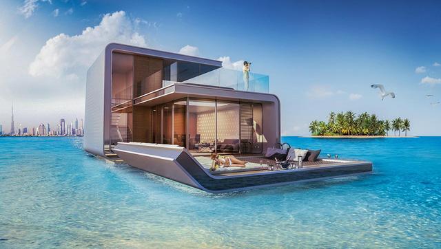 Choáng với những thiết kế nhà di động có thể dịch chuyển muôn nơi - Ảnh 8.