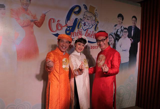 Giáo sư Xoay Đinh Tiến Dũng chấp bút viết kịch bản phim hài sitcom - Ảnh 1.