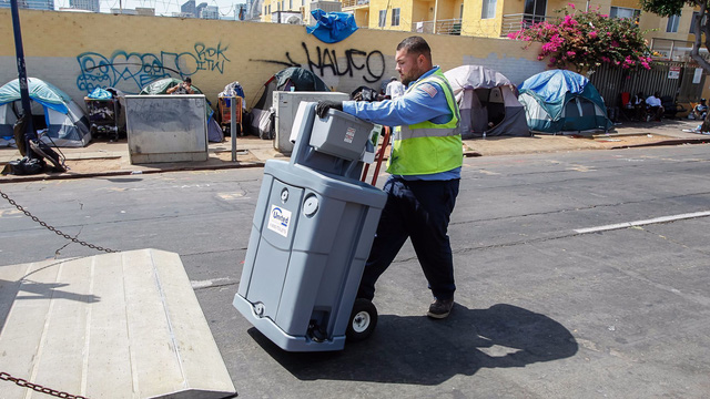 Bùng phát dịch viêm gan A tại San Diego (Mỹ), 16 người thiệt mạng - ảnh 1