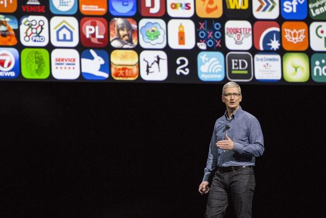 Apple đã trả 70 tỷ USD cho các nhà phát triển ứng dụng trên App Store - Ảnh 1.