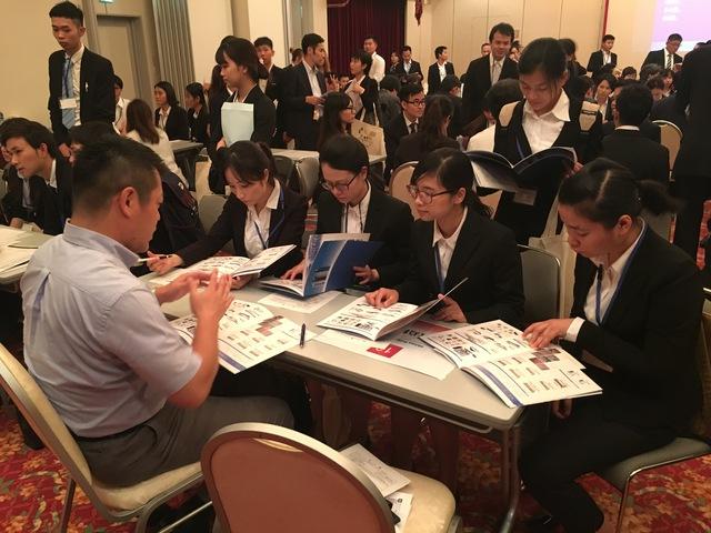 Kết nối sinh viên Việt Nam với các doanh nghiệp Nhật Bản tại Osaka - Ảnh 1.