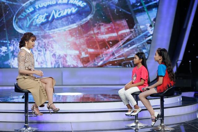 Vietnam Idol Kids: Bích Phương quyết tâm giành chiến thắng trước Isaac và Văn Mai Hương - Ảnh 1.