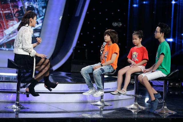 Vietnam Idol Kids: Bích Phương quyết tâm giành chiến thắng trước Isaac và Văn Mai Hương - Ảnh 4.