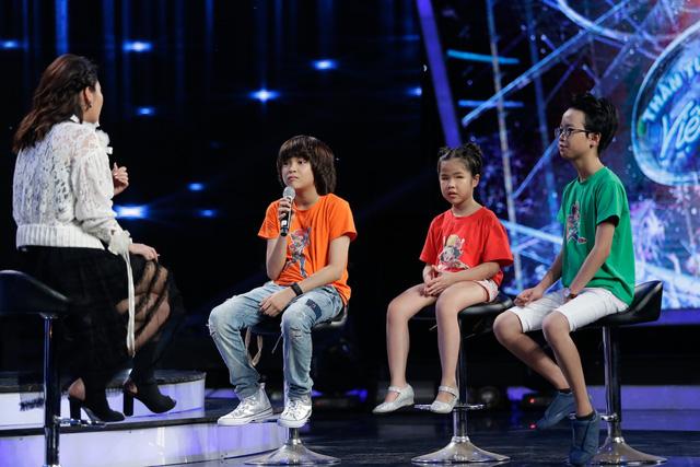 Vietnam Idol Kids: Bích Phương quyết tâm giành chiến thắng trước Isaac và Văn Mai Hương - Ảnh 3.