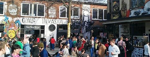 Triển lãm nghệ thuật đường phố tại Đức - Ảnh 11.