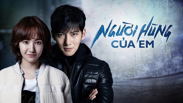 Tan chảy trái tim với phim Hàn Quốc Người hùng của em trên VTVcab 1 - Ảnh 5.