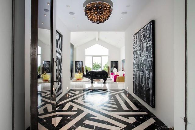 Đột nhập căn nhà đẹp lung linh của Gwen Stefani và chồng cũ - Ảnh 9.