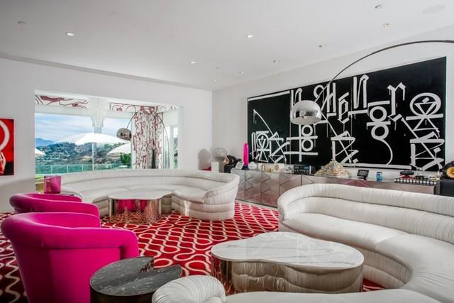 Đột nhập căn nhà đẹp lung linh của Gwen Stefani và chồng cũ - Ảnh 10.