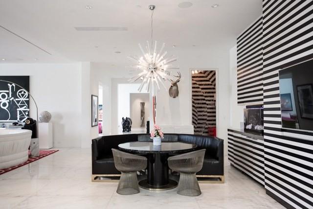 Đột nhập căn nhà đẹp lung linh của Gwen Stefani và chồng cũ - Ảnh 7.