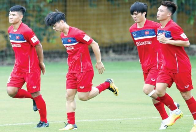 Vòng 17 giải bóng đá VĐQG V.League 2017: HAGL - Than Quảng Ninh (17:00 ngày 10/9 trực tiếp trên VTV6) - Ảnh 1.