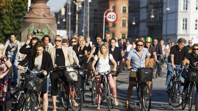 5 thành phố thân thiện với xe đạp nhất thế giới - Ảnh 1.