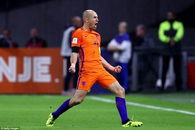 Kết quả bóng đá quốc tế rạng sáng 11/10: ĐT Bồ Đào Nha vào thẳng VCK, ĐT Hà Lan làm khán giả tại World Cup 2018 - Ảnh 5.