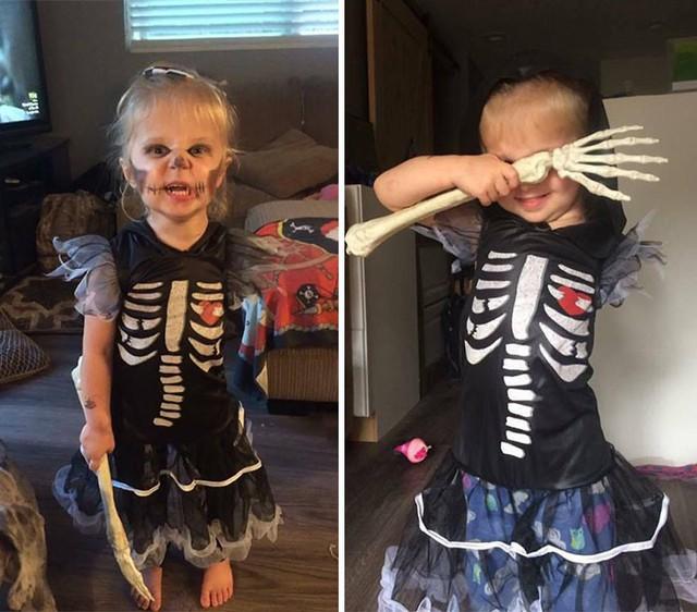 Cười lăn lộn với những trang phục Halloween bá đạo - Ảnh 2.