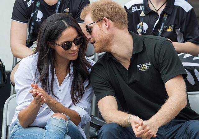 Chân dung Meghan Markle - Vợ sắp cưới của Hoàng tử Harry - Ảnh 3.