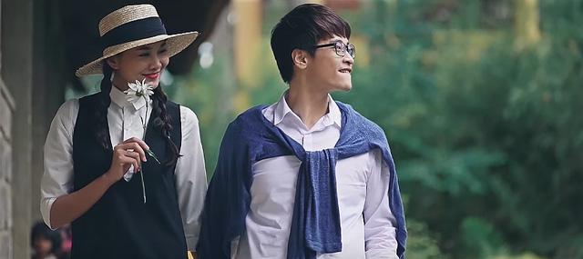 Choáng với MV Tái bút Anh yêu em siêu lãng mạn của Hà Anh Tuấn - Ảnh 1.