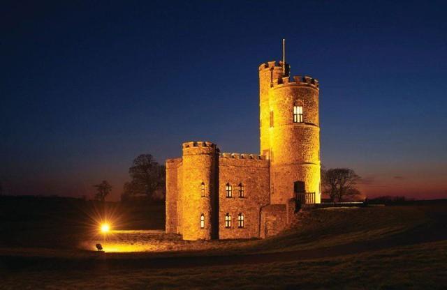 Ghé thăm những lâu đài mang phong cách Game of Thrones - Ảnh 9.