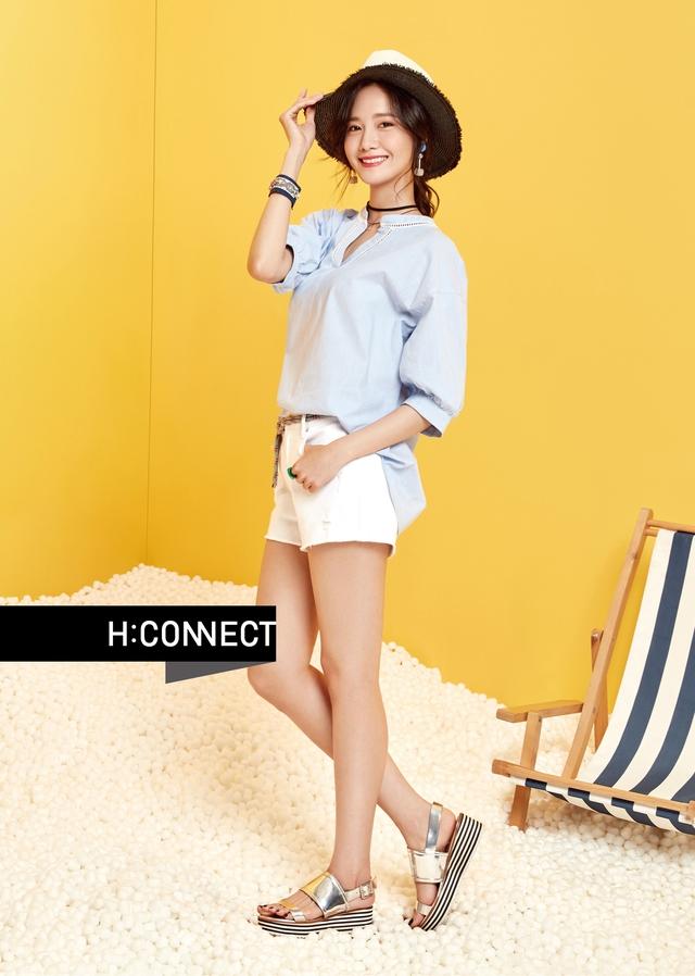 YoonA (SNSD) cực xinh tươi trong loạt ảnh mới - Ảnh 11.