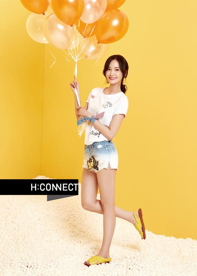 YoonA (SNSD) cực xinh tươi trong loạt ảnh mới - Ảnh 9.