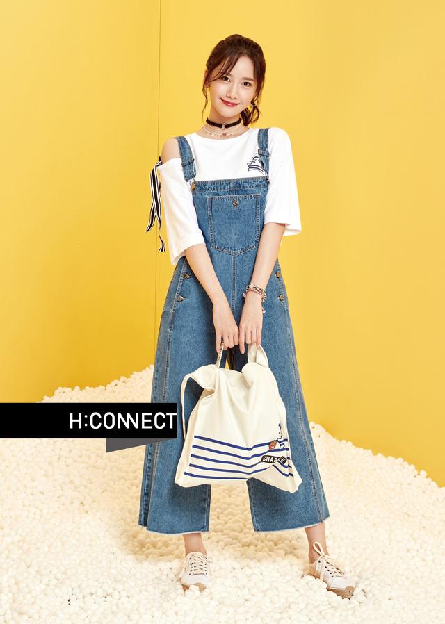 YoonA (SNSD) cực xinh tươi trong loạt ảnh mới - Ảnh 6.
