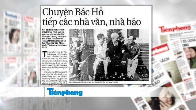 Tiếp tục phát huy những giá trị di sản tư tưởng của Chủ tịch Hồ Chí Minh - Ảnh 1.