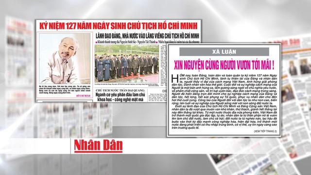 Tiếp tục phát huy những giá trị di sản tư tưởng của Chủ tịch Hồ Chí Minh - Ảnh 3.