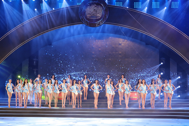 Hé lộ Đêm Chung kết Hoa hậu Đại dương Việt Nam năm 2017 - Ảnh 1.