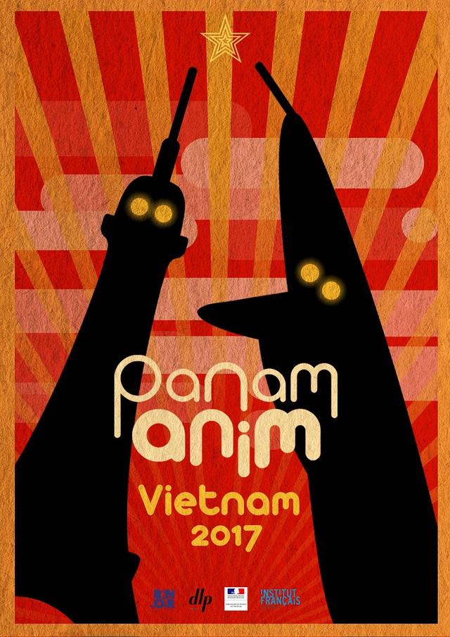 Liên hoan phim hoạt hình Panam Anim lần đầu xuất hiện tại Việt Nam - Ảnh 1.