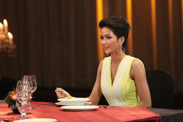 Ngắm vẻ đẹp khó cưỡng của bóng hồng Ê Đê trong Tôi là Hoa hậu Hoàn vũ Việt Nam 2017 - Ảnh 8.