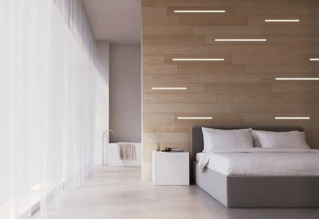 Những gợi ý cho phòng ngủ vừa sang trọng vừa hiện đại với nội thất bằng gỗ - Ảnh 5.
