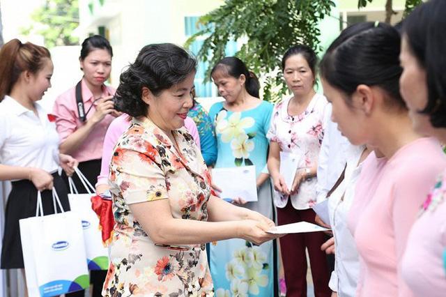 """10 năm tiên phong và đồng hành cùng chương trình """"Sữa học đường"""" vì một Việt Nam vươn cao - Ảnh 3."""